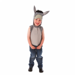 DONKEY TABARD KIDS COSTUME NATIVITY SCHOOL PLAY BY CHRISTYS